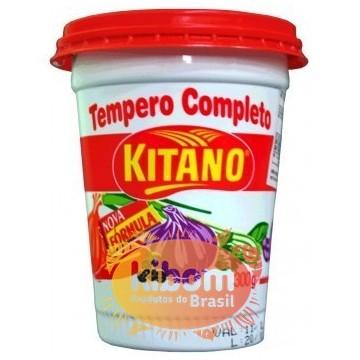 Tempero Kitano com Pimenta
