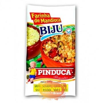 Farinha de Mandioca Biju Pinduca