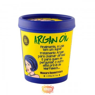 "Lola Máscara ""Argan Oil"" 230g"