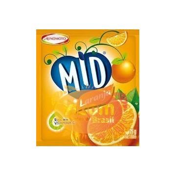 Zumo en polvo Naranja 25 g...