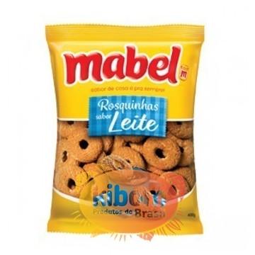 Rosquinha de Leite Mabel 400g