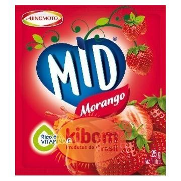 """Suco de Morango """"Mid"""""""