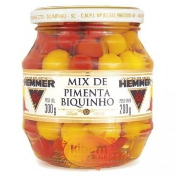 Mix Pimenta Biquinho ¨Hemmer¨ 300g