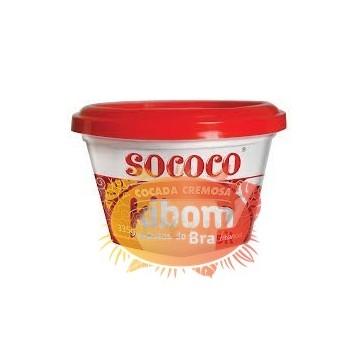 Cocada branca cremosa ''Sococo''
