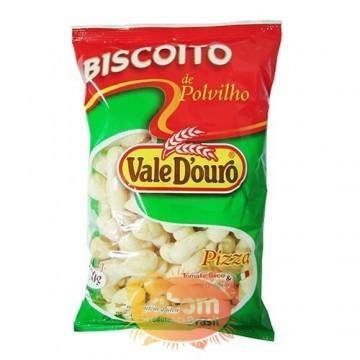 "Biscoito de Polvilho Pizza ""Vale D'ouro"" 100g."