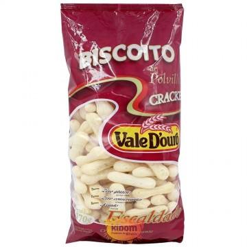 Biscoito de Polvilho Cracker Escaldado 170g
