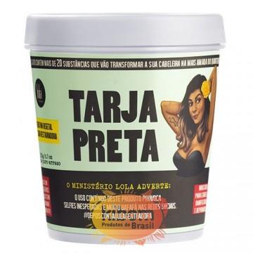 "Máscara Restauradora Tarja Preta ""Lola"" 230g."