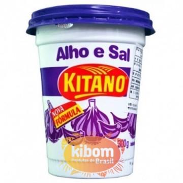 "Tempero Alho e Sal ""Kitano"" 300g"
