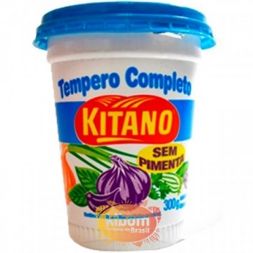"""Tempero Completo sem Pimenta """"Kitano"""""""