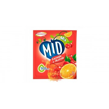 Suco de Laranja e Acerola ''Mid''