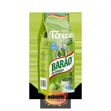 "Tereré Menta e Limao ""Barao"" 500g"
