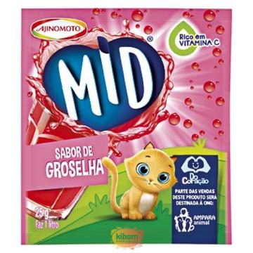 "Suco de Groselha ""Mid"""