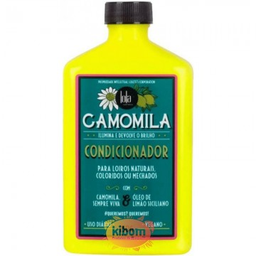 Condicionador Camomila Lola 250g
