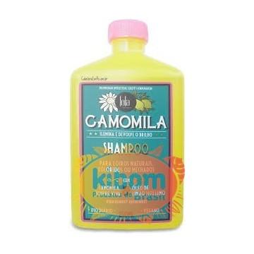 "Shampoo Camomila 250ml ""Lola"""
