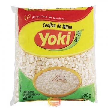 """Canjica Branca """"Yoki"""" 500g"""
