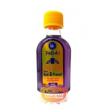 Pinga Açaí e Pracaxi 50ml ''Lola Cosmetics''