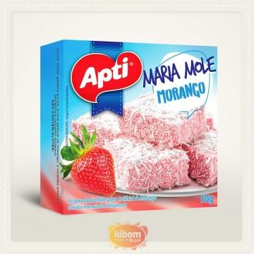 "Maria Mole sabor Morango ""Apti"""