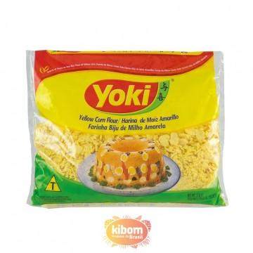 Farinha de Milho Biju Yoki 500g