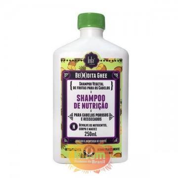 "Shampoo de Nutriçao Bemdita Ghee ""Lola Cosmetics"""