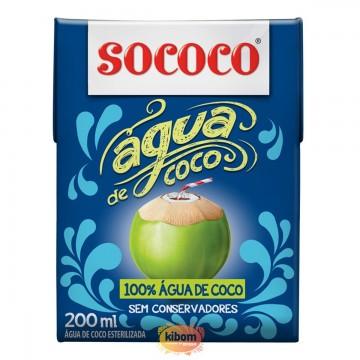 Agua de Coco Sococo 200ml