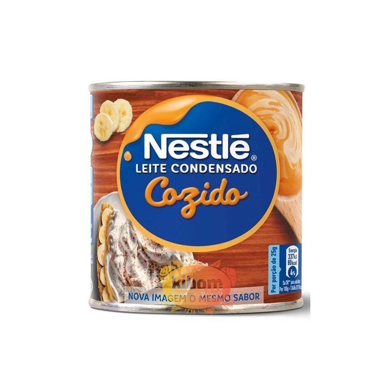 """Leite Condensado Cozido """"Nestlé"""" 397g"""