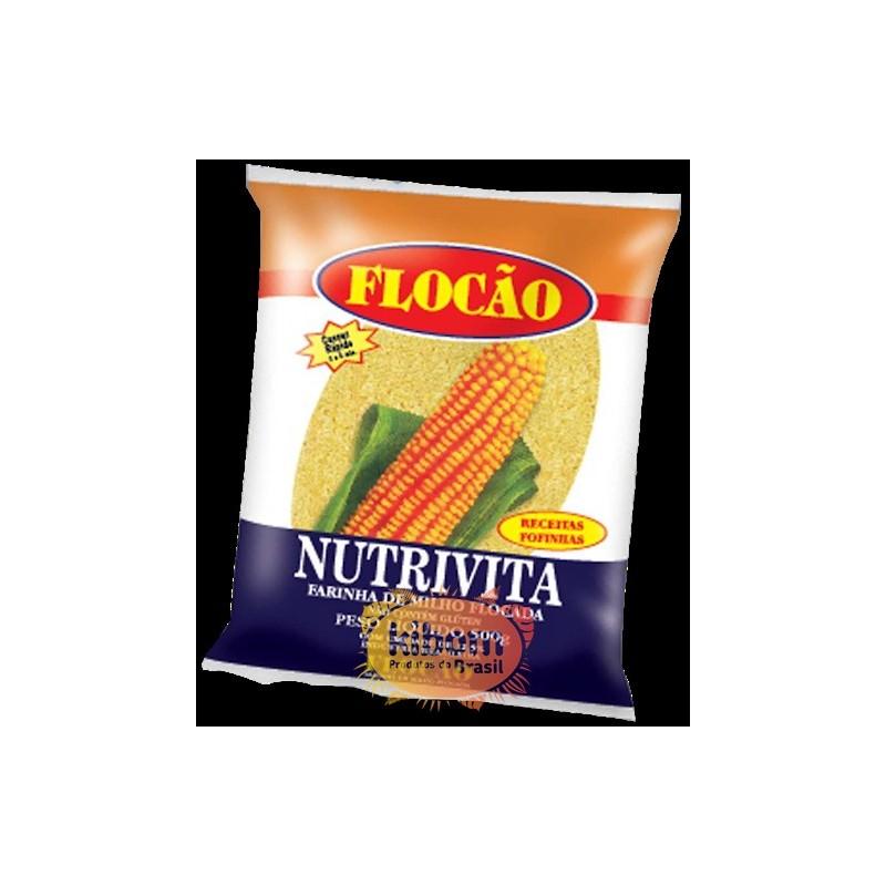 Flocao de Milho Nutrivita