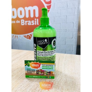 Shampoo Pro-Nutriçao Extra Coco Real Natura 500ml
