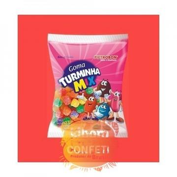 Bala de Goma Turminha Mix 250g