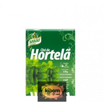 Chá de Hortela Barao 10g