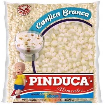"Canjica Branca ""Pinduca"" 500g"