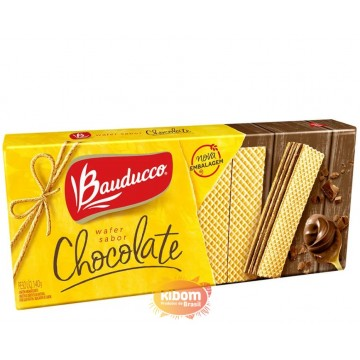 "Wafer de Chocolate ""Bauducco"""