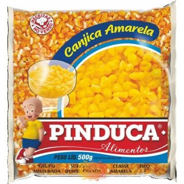 Canjica Amarela Pinduca 500g