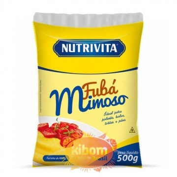 Fubá Mimoso Nutrivita 500g