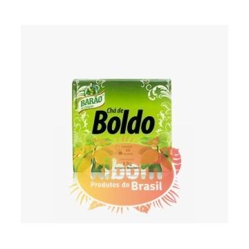 """Chá de Boldo """"Barao"""" 10 g"""