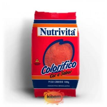 """Colorífico """"Nutrivita"""" 100g"""