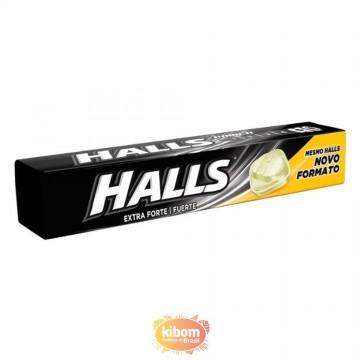 """Halls Negro """" Extra Forte """""""
