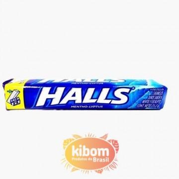 Halls Azul menta