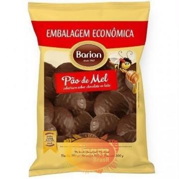 """Pao de Mel com Chocolate """"Barion"""" 300g"""