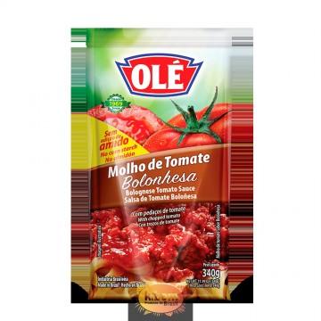 Molho de Tomate Bolonhesa Olé 340g