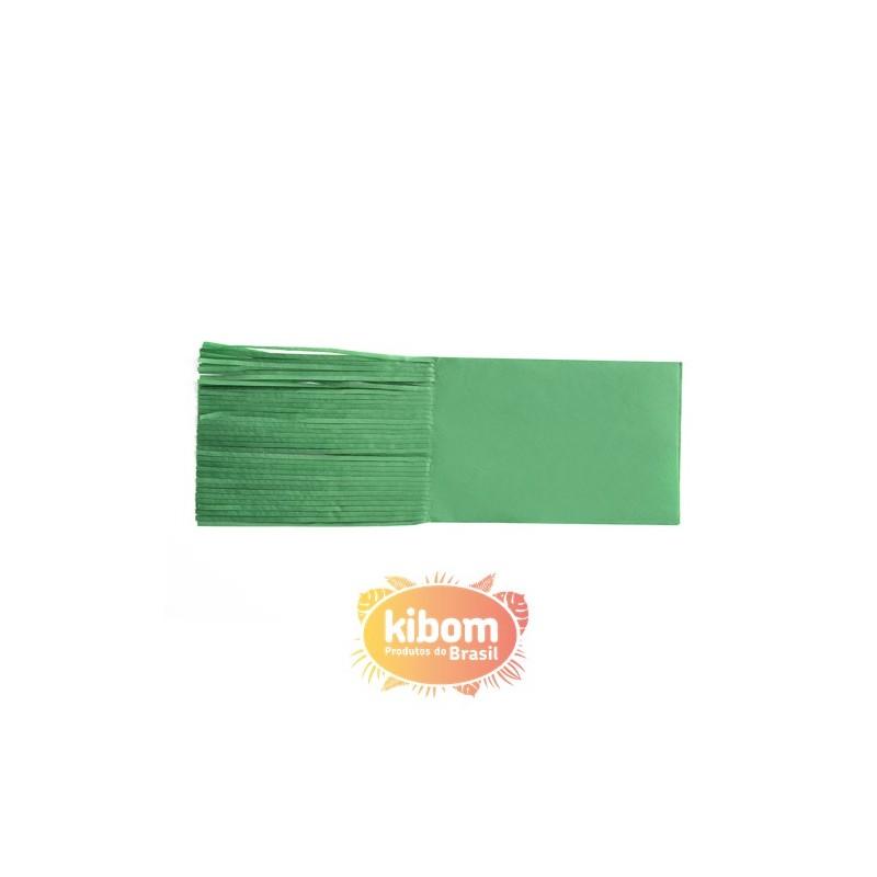 Papel para Bala de Coco Verde