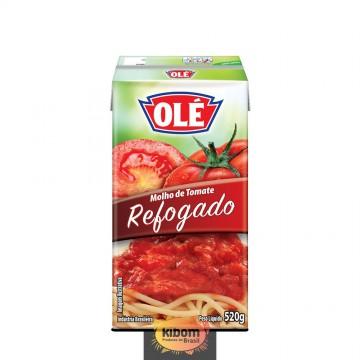 "Salsa Tomate Refogado  "" Olé "" 400 grs"