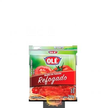 Molho de Tomate Refogado 260g