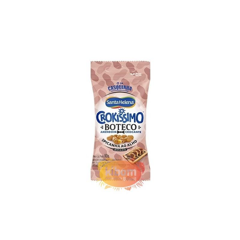Amendoim Crokíssimo Picanha ao alho 90g