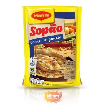 "Sopao ""Maggi"" sabor Carne de Panela 200g"