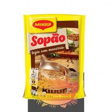 "Sopao ""Maggi"" sabor Feijao 213g"