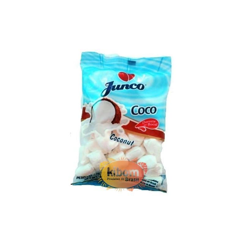 "Bala de Coco ""Junco"" 400g"
