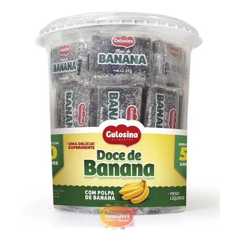 Doce de Banana Gulosina 1.1kg