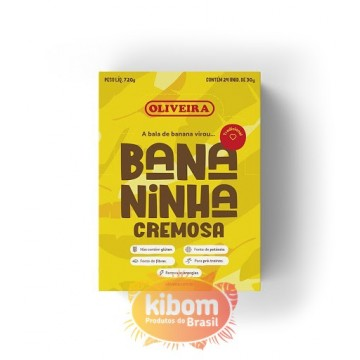 Bananinha Cremosa...
