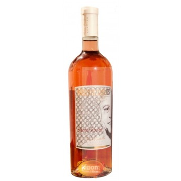 Vinho Rosado Roberto Carlos...