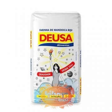 "Harina de Yuca Biju ""Deusa""..."